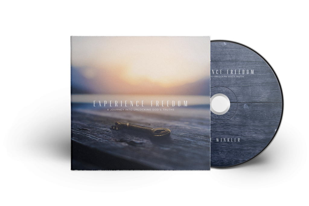 Experience Freedom scripture music CD